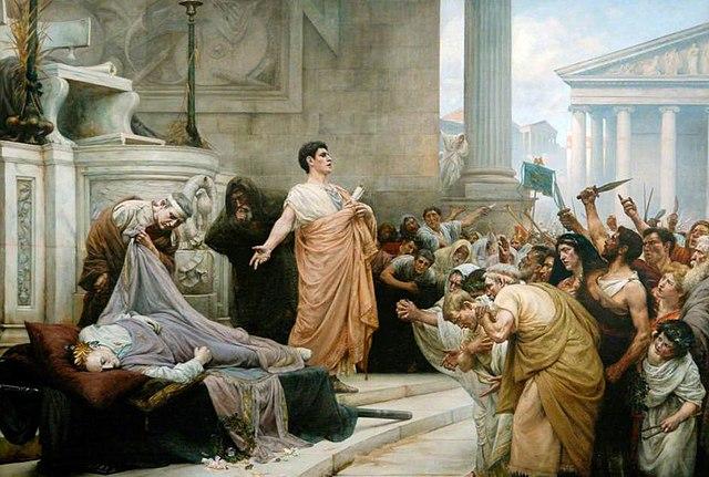 Marcus Antonius Grabrede
