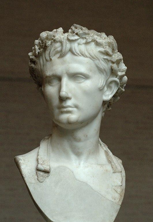 Octavian Büste