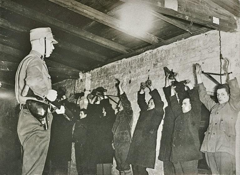 SA Verhaftung Kommunisten