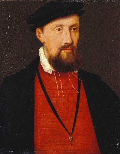 Archibald Douglas Portrait