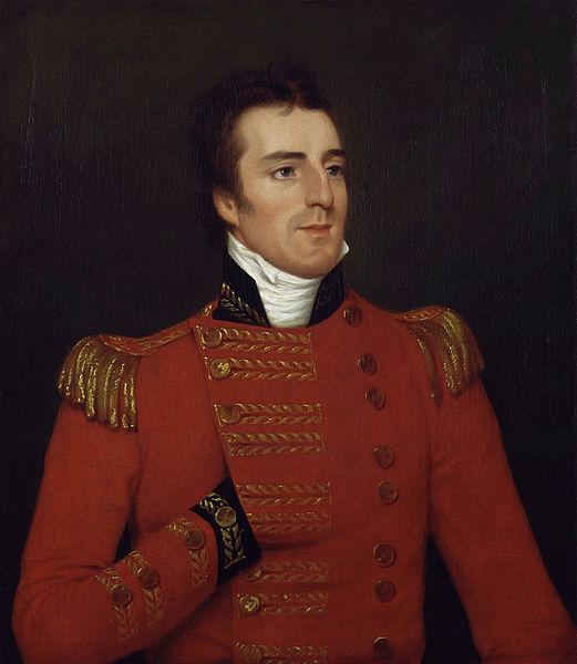 Arthur Wellesley 1804