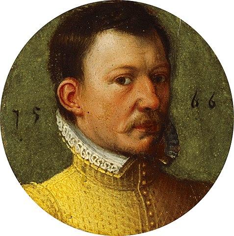 Lord Bothwell Portrait