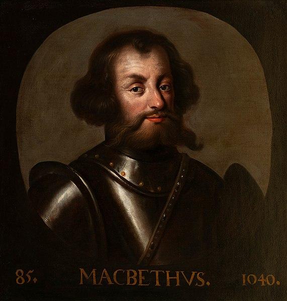 Macbeth Gemälde