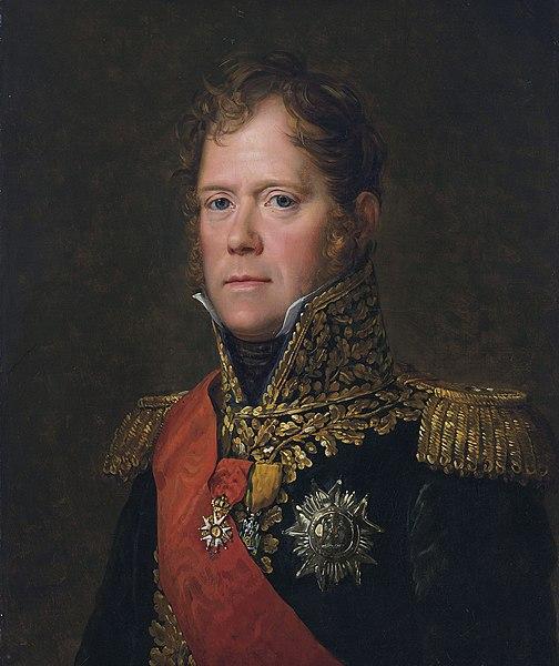 Marschall Michel Ney Portrait