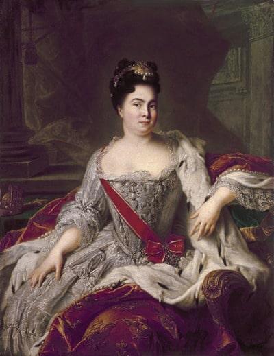 Zarin Katharina I. von Russland