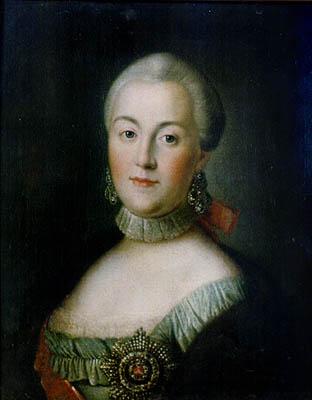 Großfürstin Katharina II.