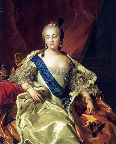Elisabeth I. von Russland