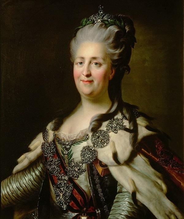 Kaiser Katharina die Große